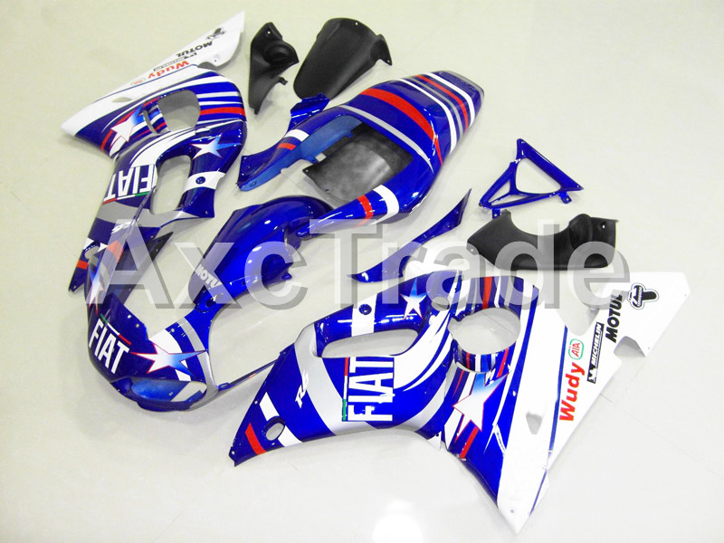 Motorcycle Fairings For Yamaha YZF600 YZF 600 R6 YZF-R6 1998 1999 2000 2001 2002 ABS Injection Molding Fairing Bodywork Kit 104 fit for yamaha yzf 600 r6 1998 1999 2000 2001 2002 yzf600r abs plastic motorcycle fairing kit bodywork yzfr6 98 02 yzf 600r cb20
