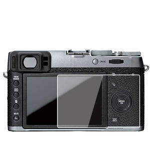 Tempered Glass Film Camera LCD Screen Protector Guard For Fuji Fujifilm X100T/X100F