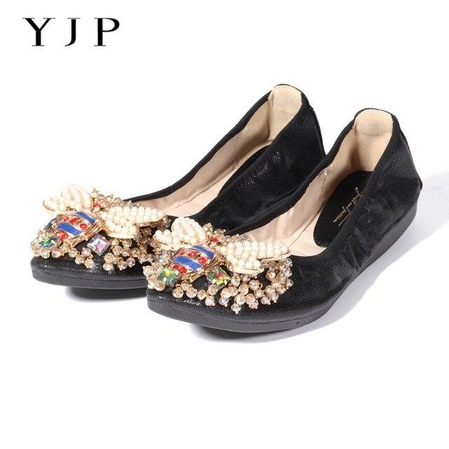 1829638bbb63 YJP Women Ballet Flats