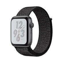 Смарт-часы Applе Watch S4, 44 мм, Nike+ Sport Loop 0-0-12
