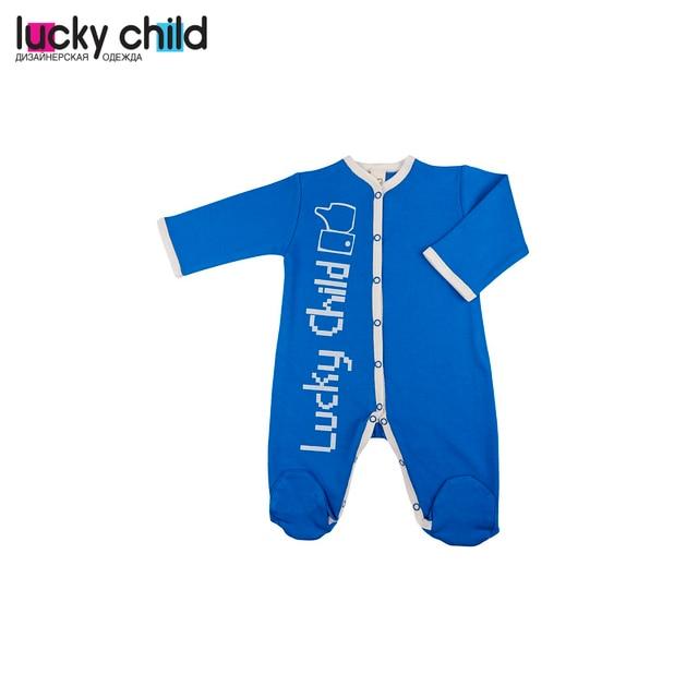 Комбинезон детский LUCKY CHILD для мальчиков 9-1