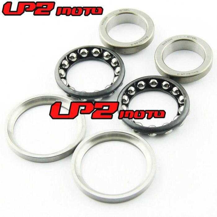Steering head bearings /& seals fits Suzuki GSX1400 01-07