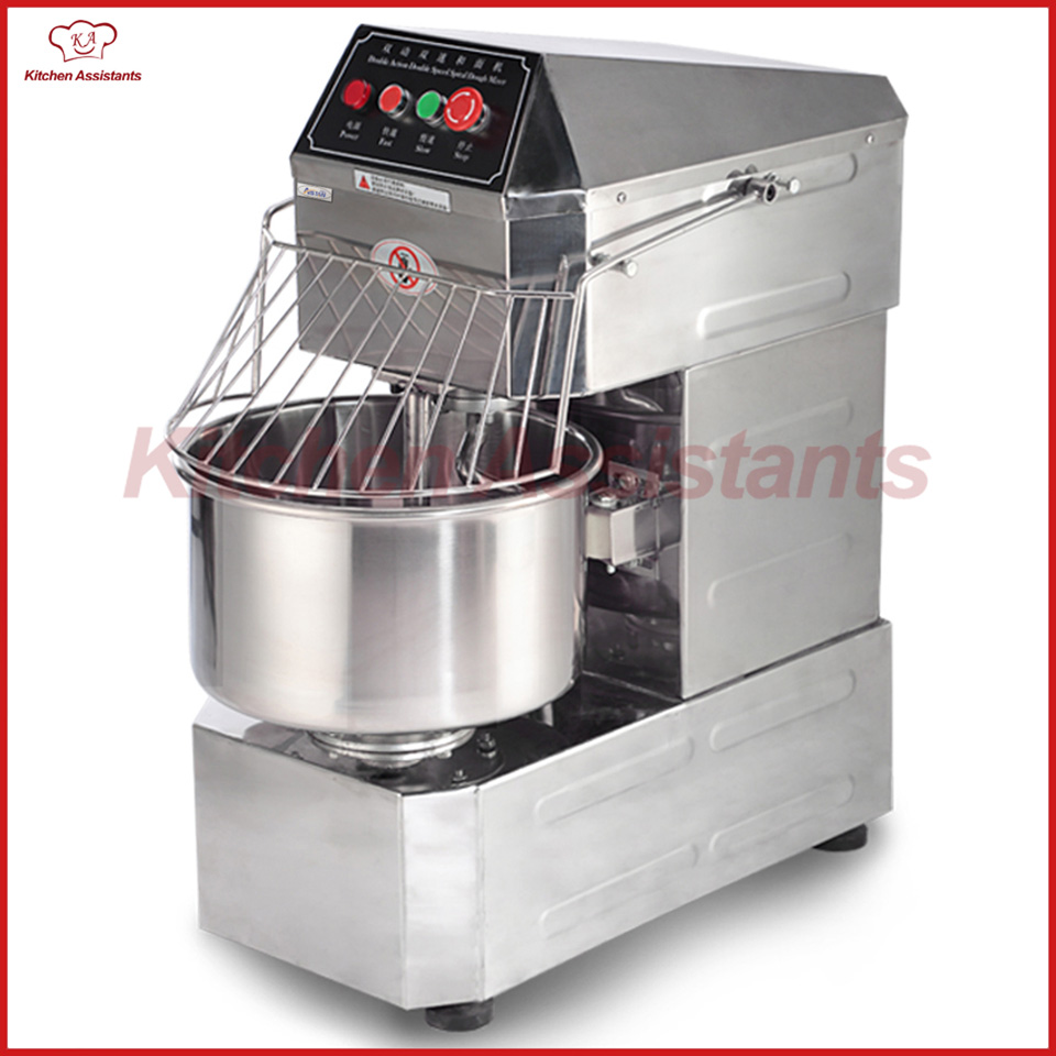ZB B20 20L Professional Electric Spiral Dough Mixer with 2 speeds