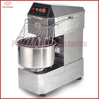 ZB B20 20L Professional Electric Spiral Dough Mixer with 2 speeds