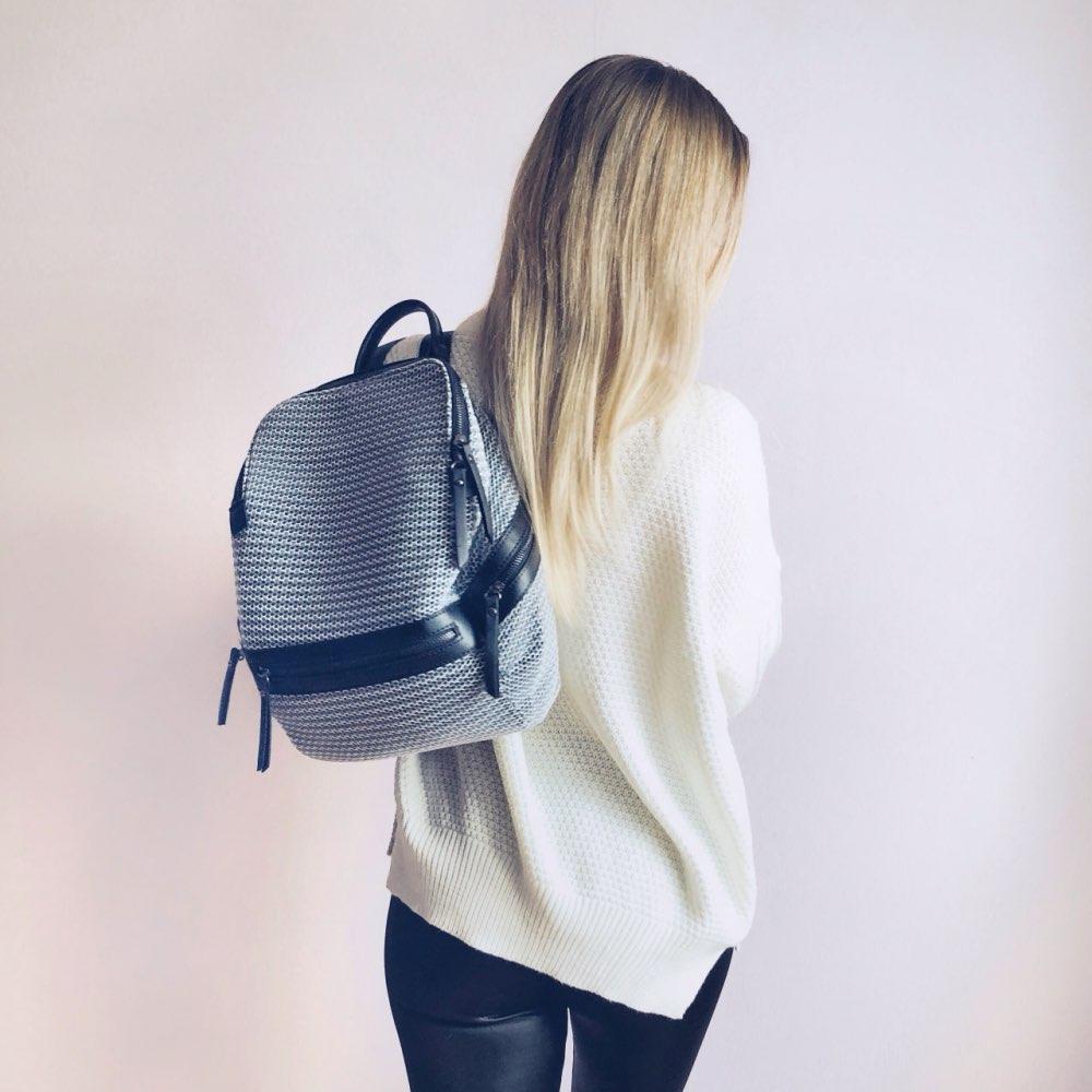 Текстильный рюкзак отзыв