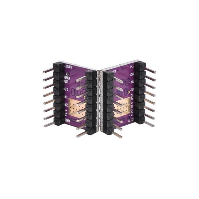 3D Printer Parts A4988 DRV8825 Stepper Motor Driver With Heat sink For SKR V1.3 1.4 GTR V1.0 RAMPS 1.4 1.6 MKS GEN V1.4 board 4