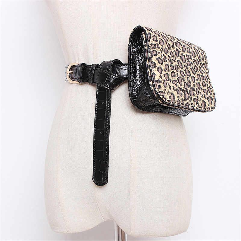Mihaivina, леопардовая Женская поясная сумка, поясная сумка, сумки на ремне, люксовый бренд, Аллигатор, Женская нагрудная сумка, питон, поясная сумка, подходит для iphone plus