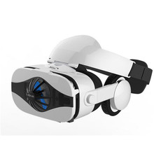 Virtual Reality Glasses 3D VR Glasses Box VR Headset Virtual Viewer Oculus Rift Virtual Reality Google Cardboard for Galaxy S9 цена в Москве и Питере