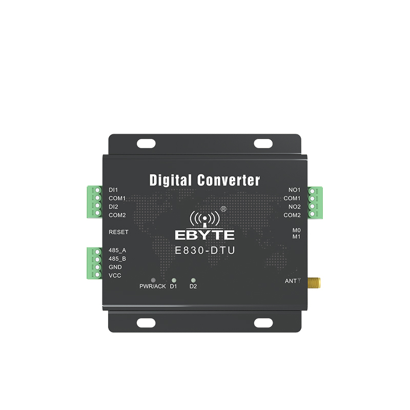 E830-DTU(2R2-433L) 433MHz Switch Value Acquisition Long Range Wireless Transceiver E830-DTU(2R2-433L) 433MHz Switch Value Acquisition Long Range Wireless Transceiver