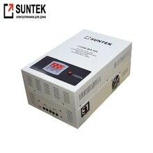Релейный стабилизатор пониженного напряжения SUNTEK 11000 ВА-НН