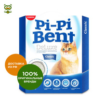 Pi-Pi-Bent Наполнитель комкующийся DeLuxe