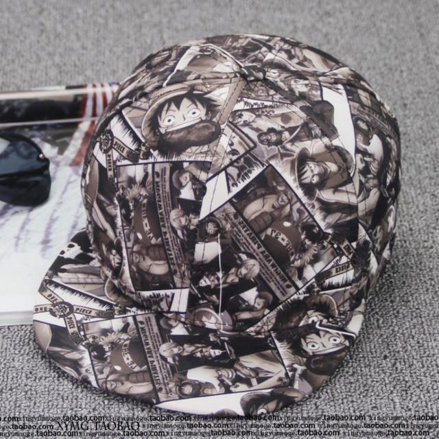 One Piece Baseball Cap Sanji Hat