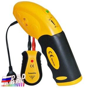 Автоматический выключатель предохранитель Контрольное устройство сканер для электропроводки инструмент приемник передатчик лампы разъе...
