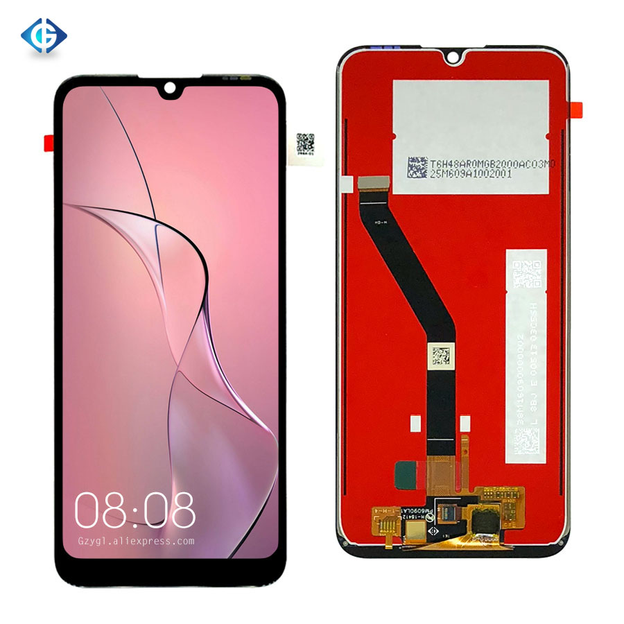 10pcs/lot for Huawei Y6 2019 Y6 Pro (2019) Y6 prime 2019 LCD Display with Touch Screen Digitizer Assembly Free Shipping by DHL-in Mobile Phone LCD Screens from Cellphones & Telecommunications    1