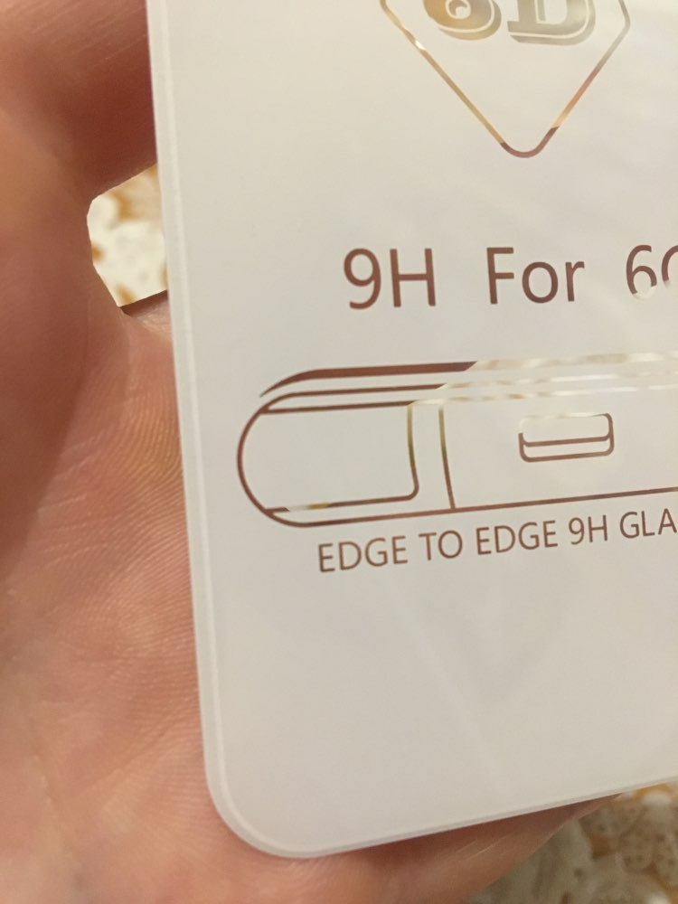 TeoYall Full 6D Edge Tempered Glass For iPhone X XS 7 8 6 6s Plus Screen Protector on iPhone 7 8 6 10 XS MAX XR Glass Protective