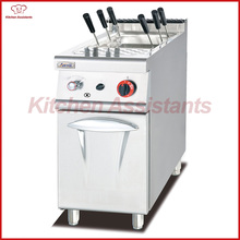 GH778C Gas Pasta Cooker with Cabinet of catering equipment(China)