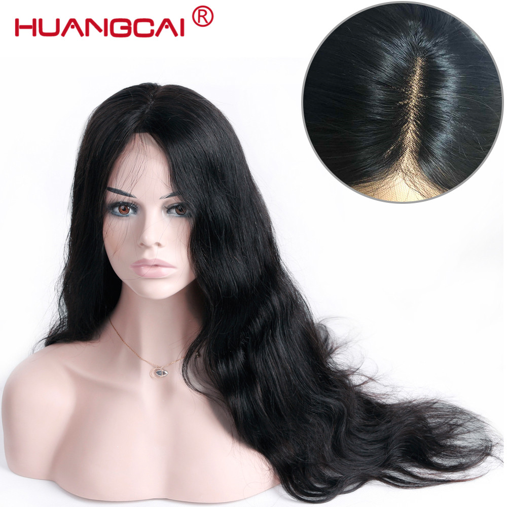 Peruvian Body Wave Lace Front Human Hair Wigs Human Hair Wigs For Women 150% Pre Plucked Middle Part Remy Hair Wigs 13*4 Lace