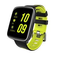 KINCO Waterproof MT2502D Heart Rate Sleep Monitor Swim Sitting Anti Lost Call Alert Notification Smart Watch