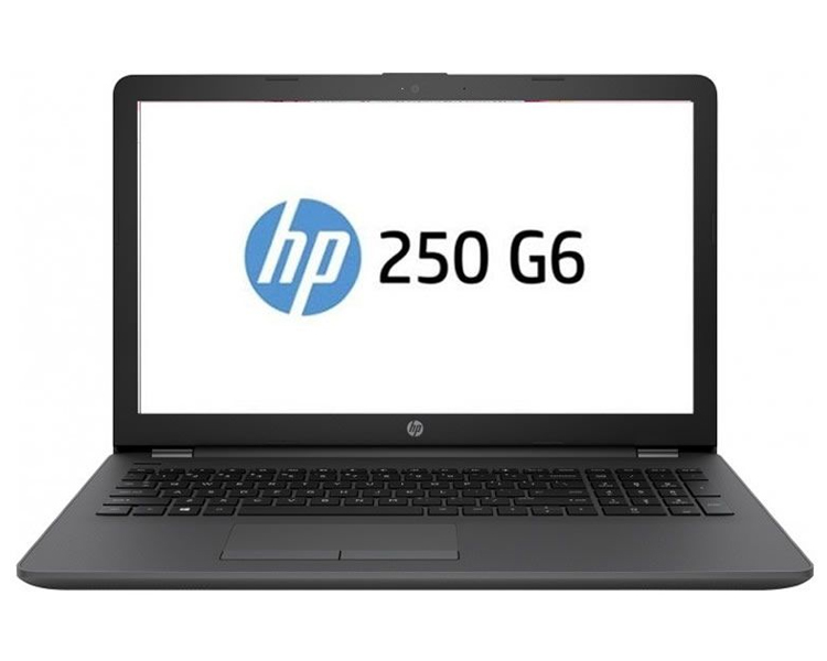 LAPTOP HP G6 250 3VK27EA SCREEN 15.6/PROCESSOR I3-7020U/RAM 8 Hard GB/HARD SSD256 Hard GB/NO OPERATING SYSTEM