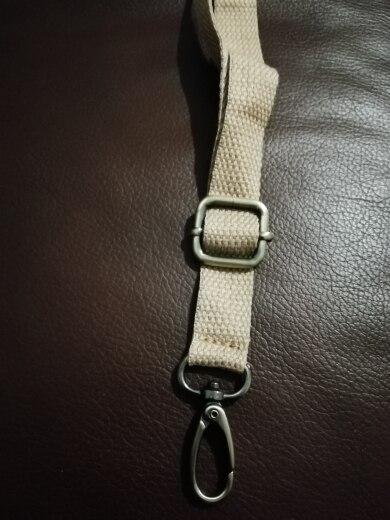 Verstelbare riem Canvas Weave Schoudertas Riem Handtas Katoen Stof Riem Vervanging Tas Handgemaakte DIY Accessoires KZ0348 photo review