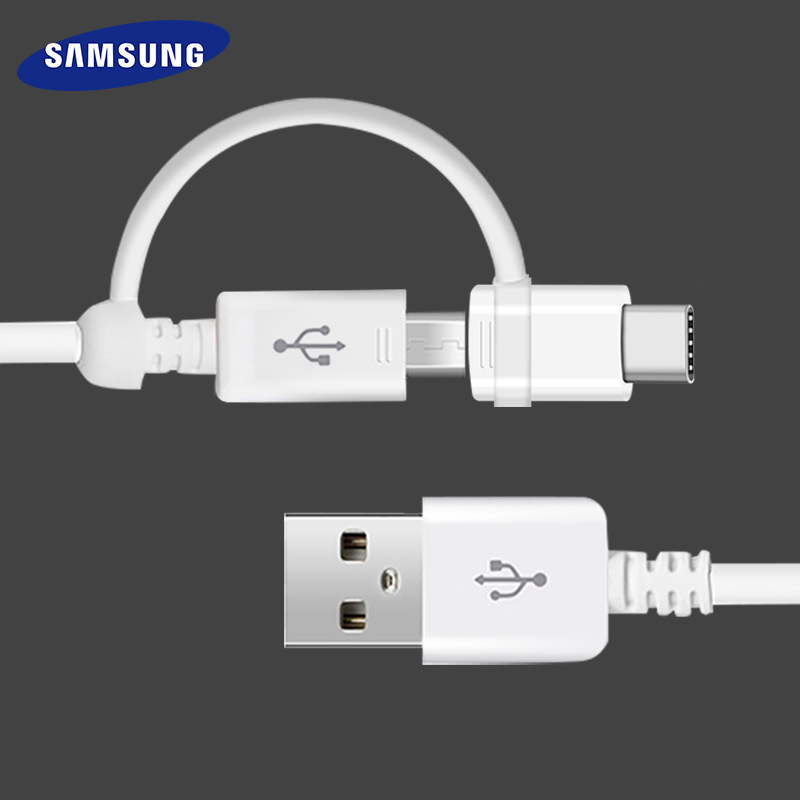 Note8 Note9 2 in 1 Micro Cable USB Cabel