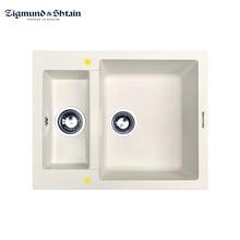 Кухонная мойка Zigmund & Shtain Rechteck 600.2