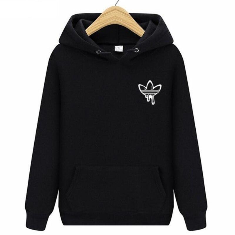 Hoodies 2018 Hot New Hoody Male Long Sleeve printing Hooded Mens Sweatshirt Mens Hoodie Tracksuit Sweat Coat Casual Sportswe