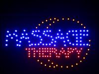 Nled033-b Masaj Terapisi LED Neon Işık Burcu 16