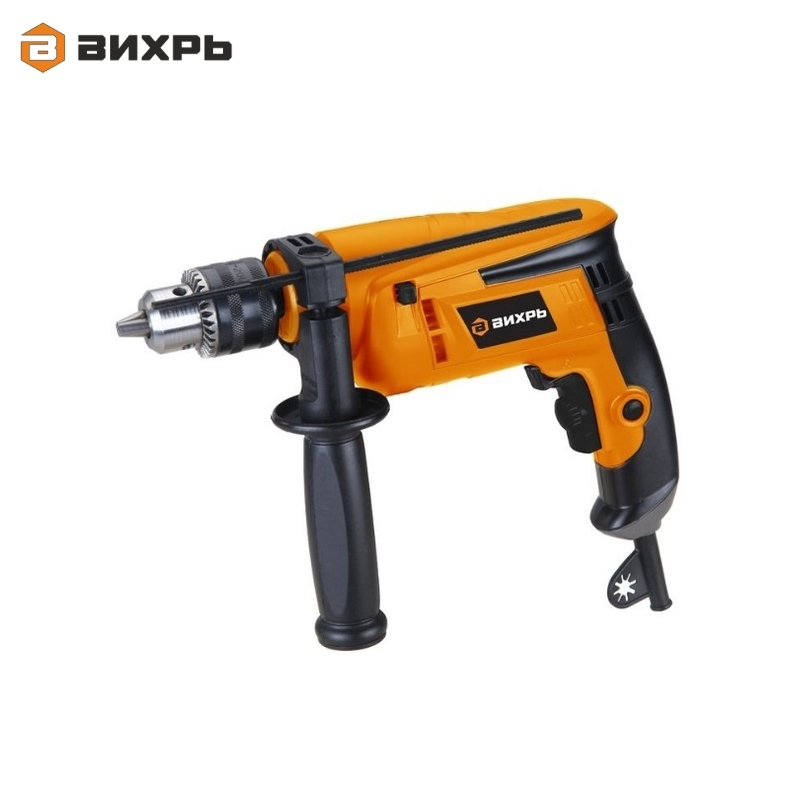 Electric impact drill Vihr DU-550 Variable speed drill Hand brace High-speed drill Borer Corner drill impact drill vihr du 1100