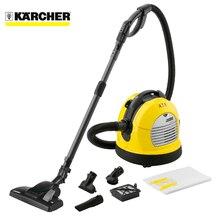 Пылесос электрический KARCHER VC 6 *EU (Объем пылесборника - 4 л, HEPA фильтр, шланг 2,3 м, для сухой уборки, мощность 600 Вт, телескопическая трубка)