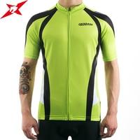 GEODASH Cycling Jersey Man 2019 Good Quality Breathable Mtb Shirt Quick Dry Cycling Shirt Man Summer