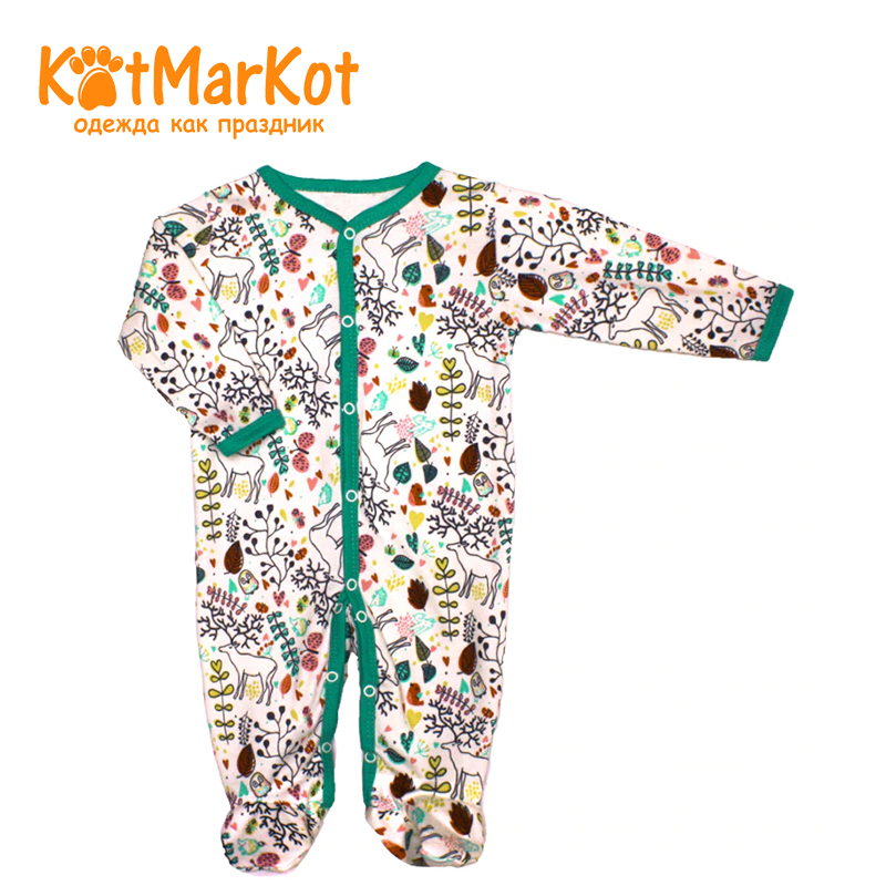 Jumpsuit Kotmarkot 6239 children clothing cotton for babies kid clothes jumpsuit kotmarkot 6383 children clothing cotton babies kid clothes