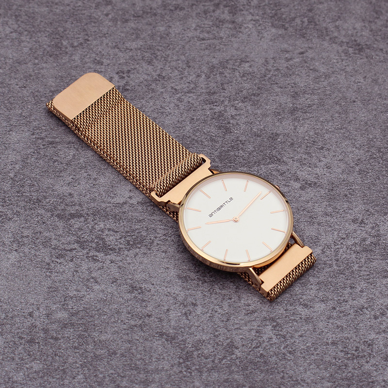 Quartz Πολυτελή Μάρκα Rose Χρυσό ματιών - Γυναικεία ρολόγια - Φωτογραφία 6