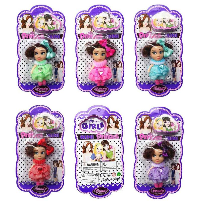 1pc New Fashion Dolls / Monster Toys Doll for Girls / High Quality Toy Gift for Children / Hight Classic Toys ship randomly ...