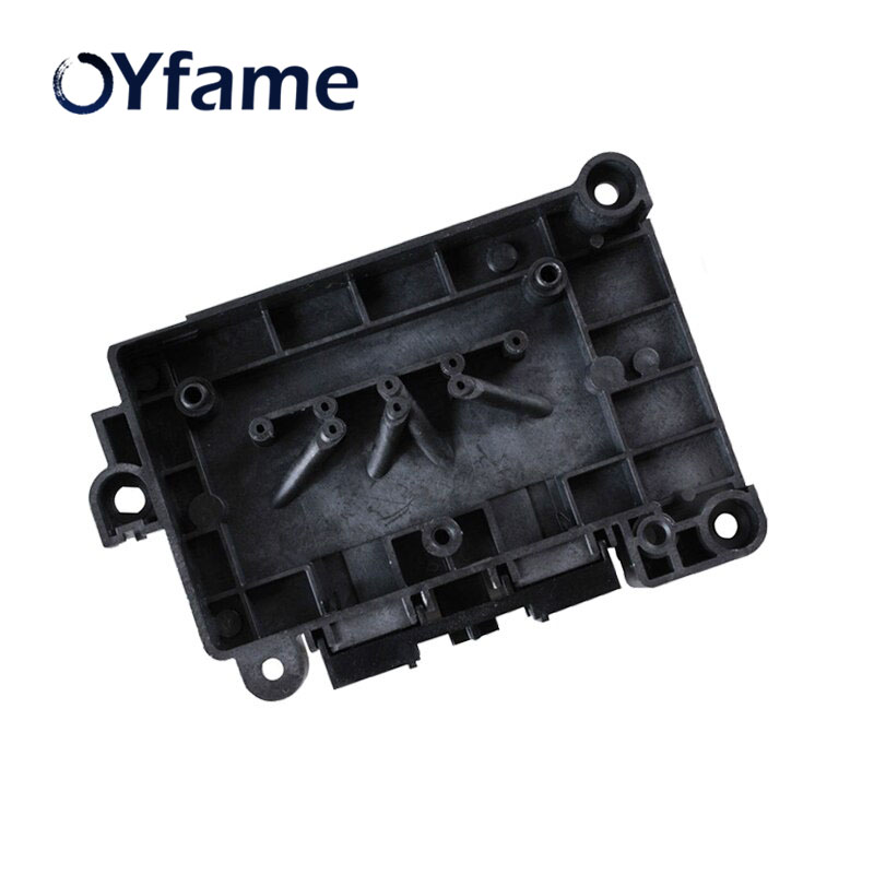 OYfame Eco solvent printer DX7 print head cover F189010 DX7 manifold DX7 Solvent adapter
