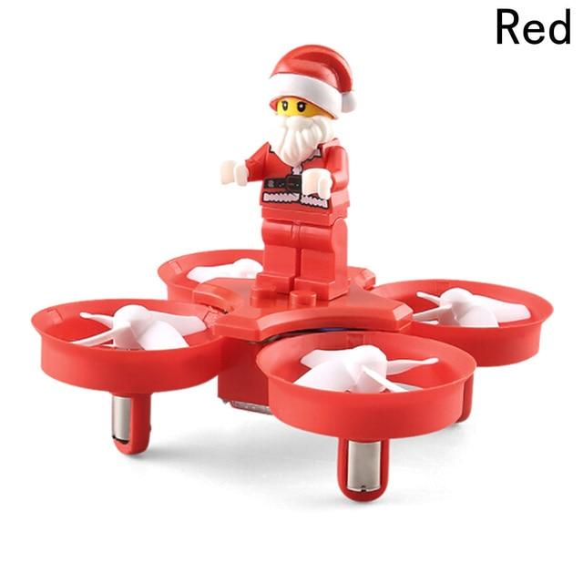 Descrizione Di Babbo Natale Per Bambini.Bambini Giocattolo Elettronico Babbo Natale Mini Droni Con
