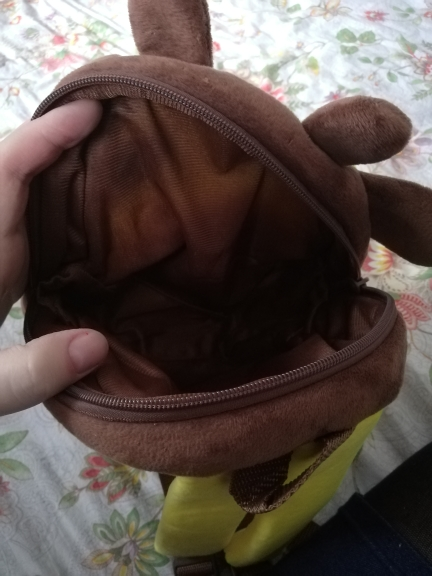 2019 3D Cartoon Plush Children Backpacks kindergarten Schoolbag Animal Kids Backpack Children School Bags Girls Boys Backpacks photo review
