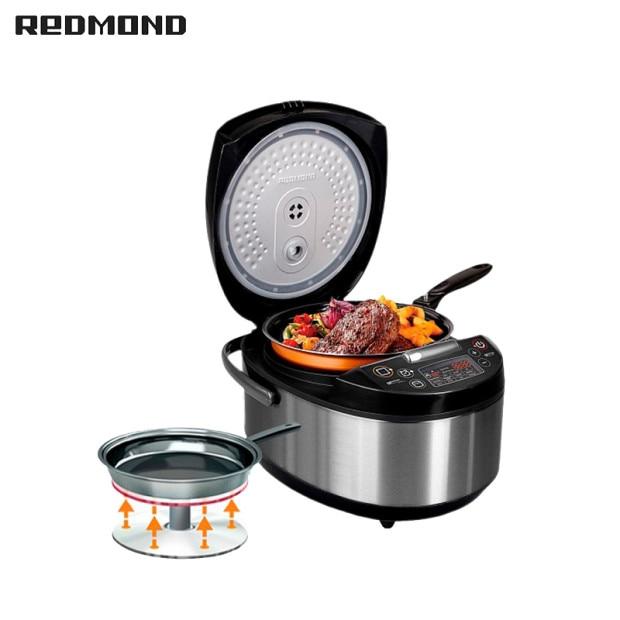 Multi Kitchen Redmond RMK-M452 multivarka cooker multivarki  pressure cooker bread maker redmond rbm m1911 free shipping bakery machine full automatic multi function zipper