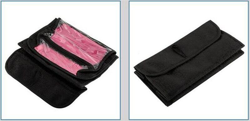 caso carta compõem maquiagem sacos necessaries organizador