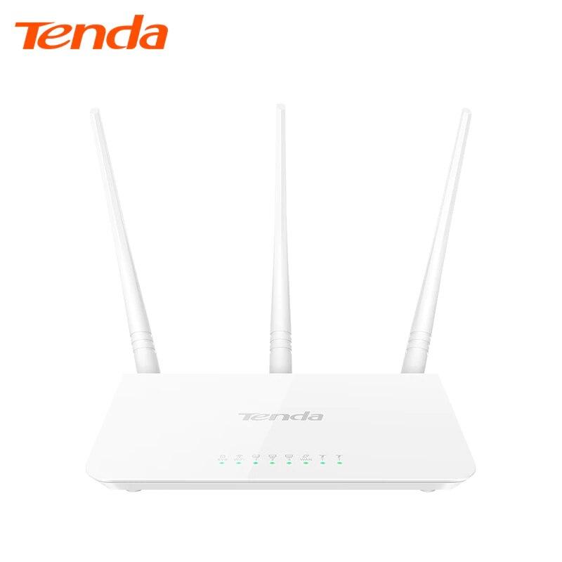 Купить со скидкой Wi-Fi роутер Tenda F3 (N300)  2,4 ГГц