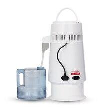 750 واط الأسنان 4 لتر المنزل المياه النقية جهاز تقطير الكحول آلة تصفية المياه التقطير تنقية Moonshine المرجل تخمير إبريق