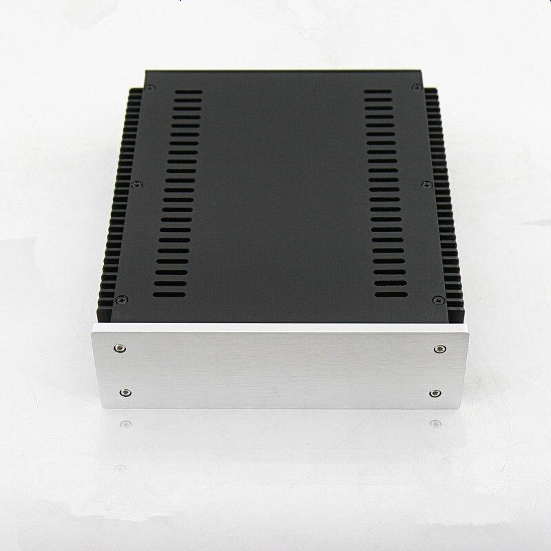 0905 Full Aluminum Enclosure//Mini AMP Case// Preamp Box// PSU Chassis 158X92X47mm