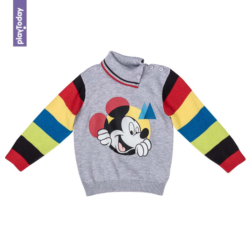 Sweaters PLAYTODAY for boys 577001 Children clothes kids clothes