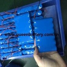 6S1P 18650 QB18650 3000 мАч 21,6 в 22 в 21 в 22,2 в светодиодный аварийный светильник внешний стерео внешний аккумулятор с PCB PCM 5A