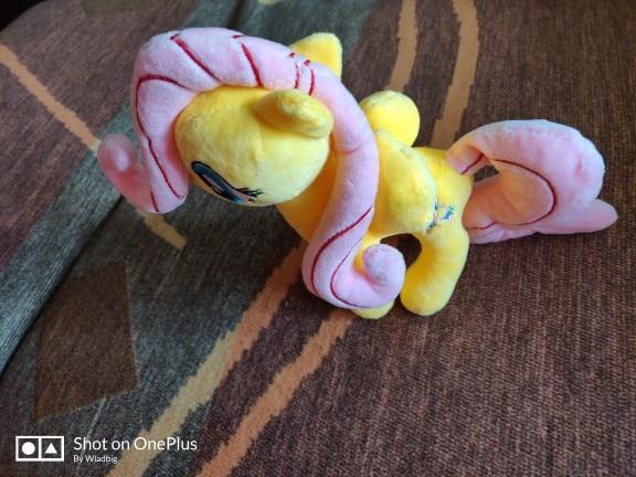 22- 40cm Stuffed Plush Dash Unicorn Toy photo review