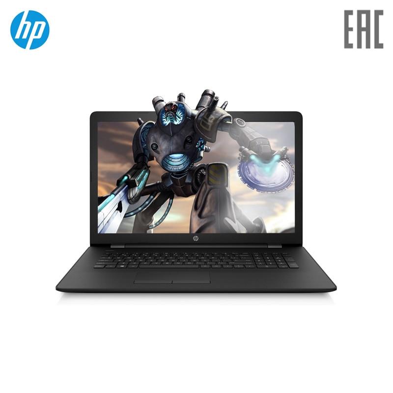 "Ноутбук HP 17-ak025ur 17.3""/E2-9000/128 ГБ/4 ГБ/AMD R2/DVD-RW/DOS/черный (2CP39EA)"