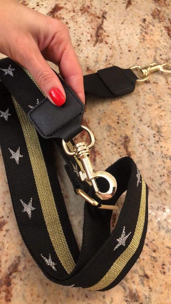 Strap U Shoulder Strap For Bags Canvas Weave Wide Strap Bag Fashion Handbag Crossbody Bag Straps Replacement Belt Accessories photo review