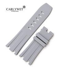 Carlywet 28 мм оптовая продажа серый водонепроницаемый силиконовый
