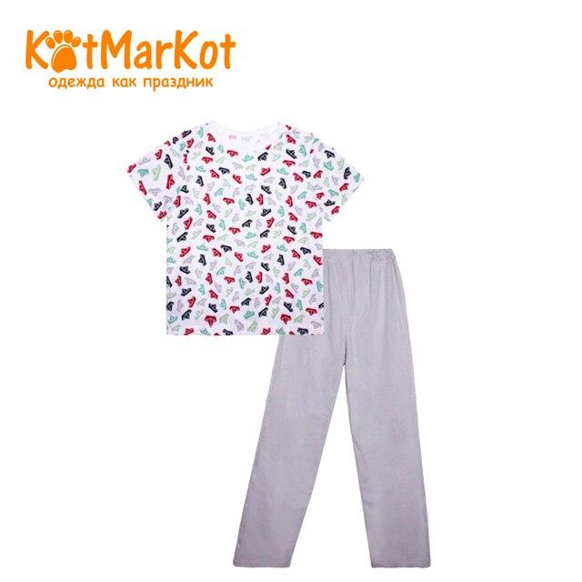 Пижама для мальчиков Kotmarkot 16039