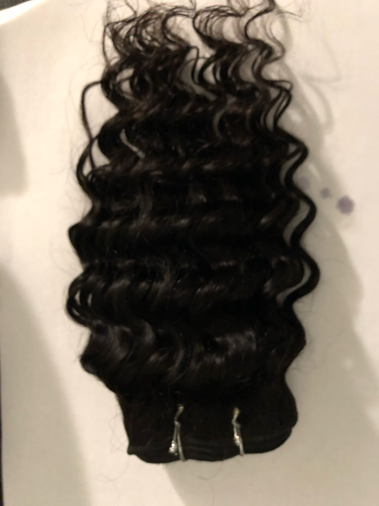 Shuangya Brazilian Deep Wave Bundles With Closure Remy Human Hair Bundles With Closure Middle Part 3/4 Bundles With Closure